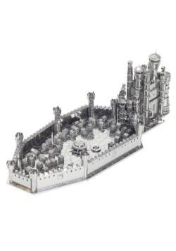 GAME OF THRONES KING'S LANDING METAL MODEL KIT 3D