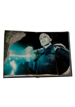 HARRY POTTER LORD VOLDEMORT LIGHT-UP NOTEBOOK 5