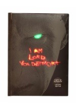 HARRY POTTER LORD VOLDEMORT LIGHT-UP NOTEBOOK 1