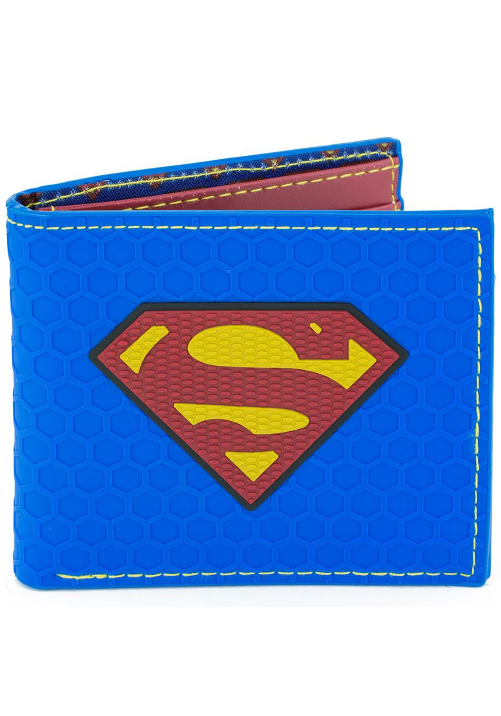 DC_Comics_Superman_Logo_Rubber_Wallet