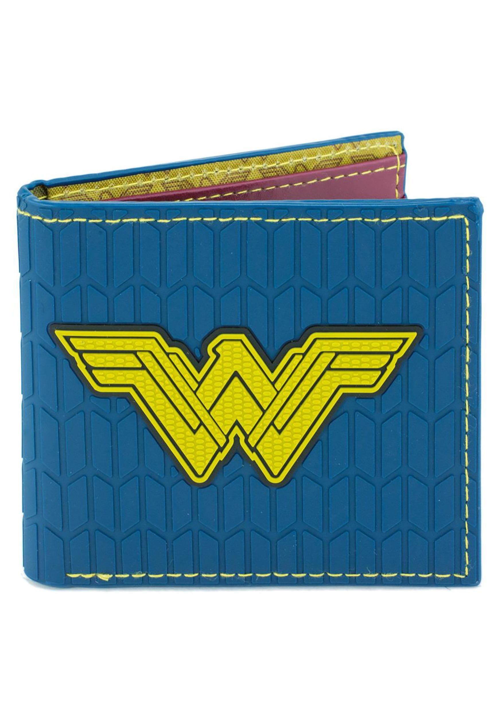 DC_Comics_Wonder_Woman_Logo_Rubber_Wallet