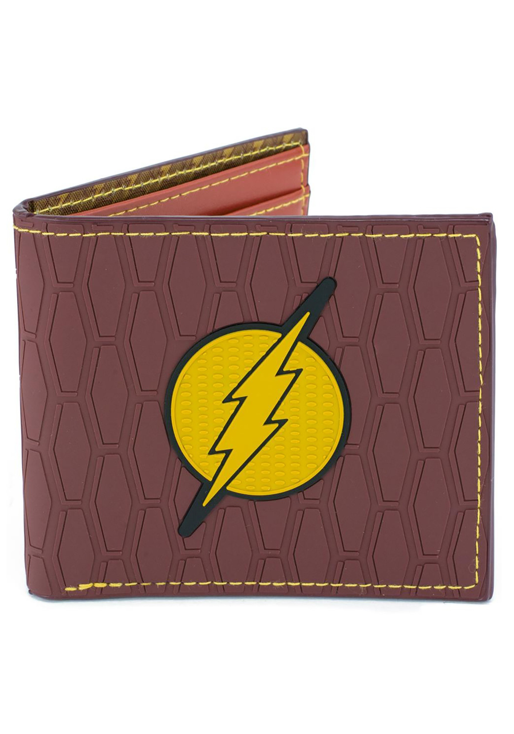 The_Flash-_Rubber_Wallet
