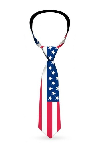 United States Flag -Necktie