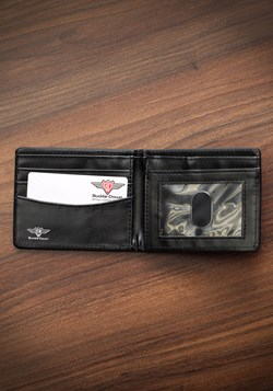 Friday the 13th Jason Mask Bi-Fold Wallet alt 2