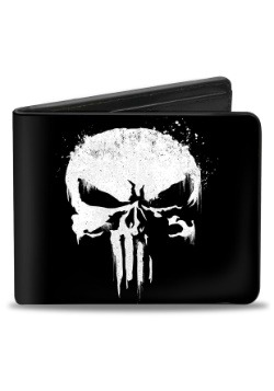 Marvel The Punisher Logo Bi-Fold Wallet
