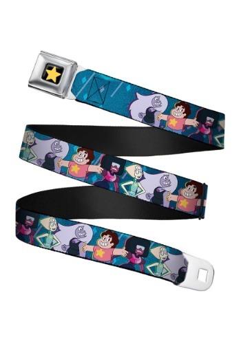 Steven Universe Characters Seatbelt Buckle Belt
