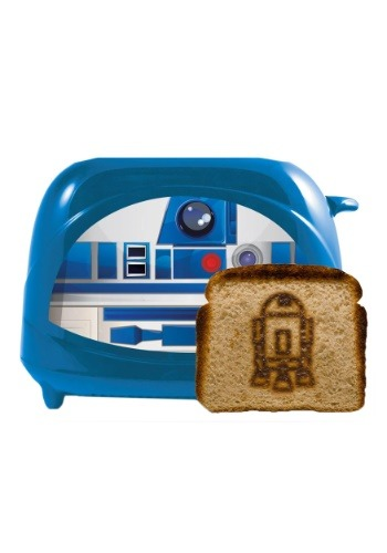 R2D2 Empire Toaster Blue