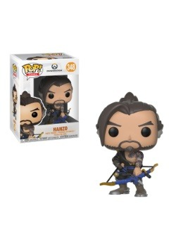 Pop! Games: Overwatch- Hanzo