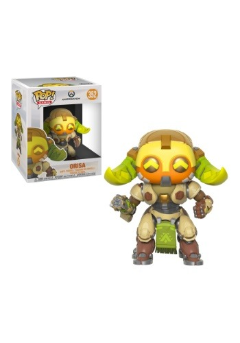"Pop! Games: Overwatch- 6"" Orisa"
