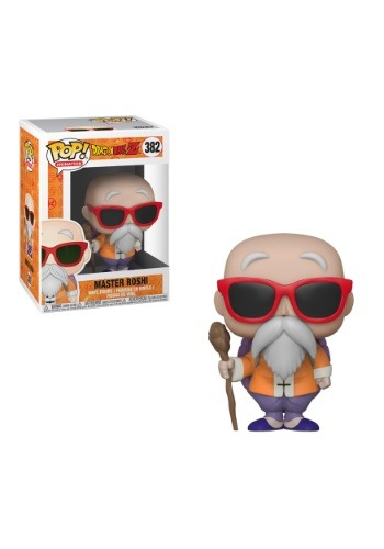 Pop! Animation: Dragon Ball Z- Master Roshi w/ Staff