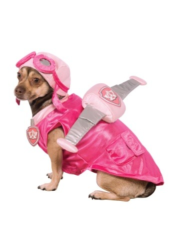Paw Patrol Skye Costume For Pets