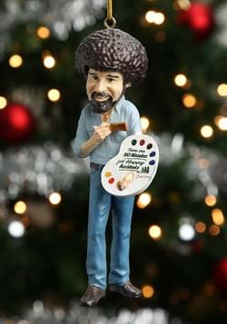 Bob Ross 5 INCH Molded Ornament Main UPD 2