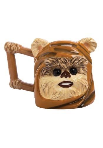 Star Wars Ewok 24 oz Ceramic Sculpted Mug