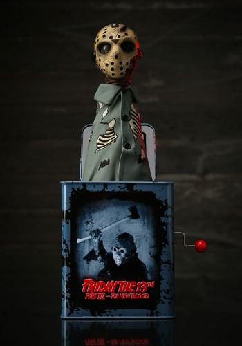 Friday the 13th Jason Burst-A-Box Update