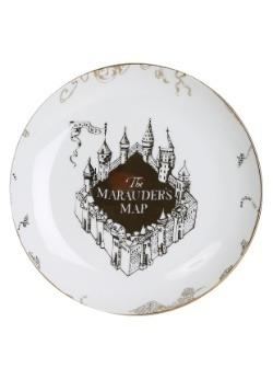 Harry Potter 4pc Marauder's Map Dinnerware Set5