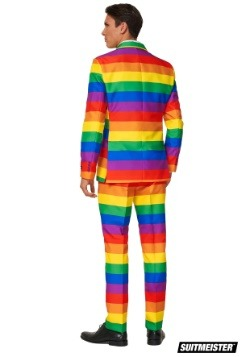 Rainbow Men's Suitmeister Suit Back