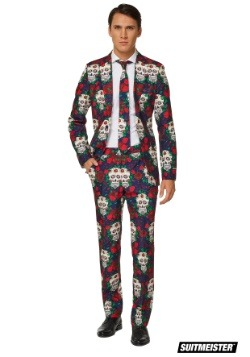 Mens Day of the Dead Suitmiester Suit