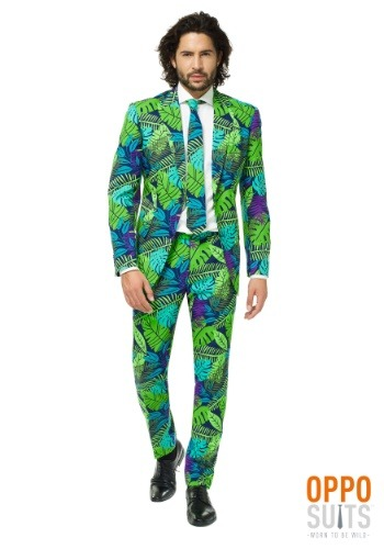 Mens Opposuits Juicy Jungle Suit