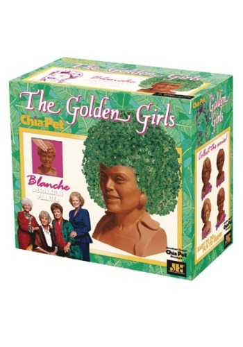Golden Girls Blanche Chia Pet