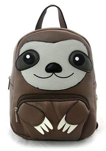 """Sloth 12"""" Mini Backpack"""