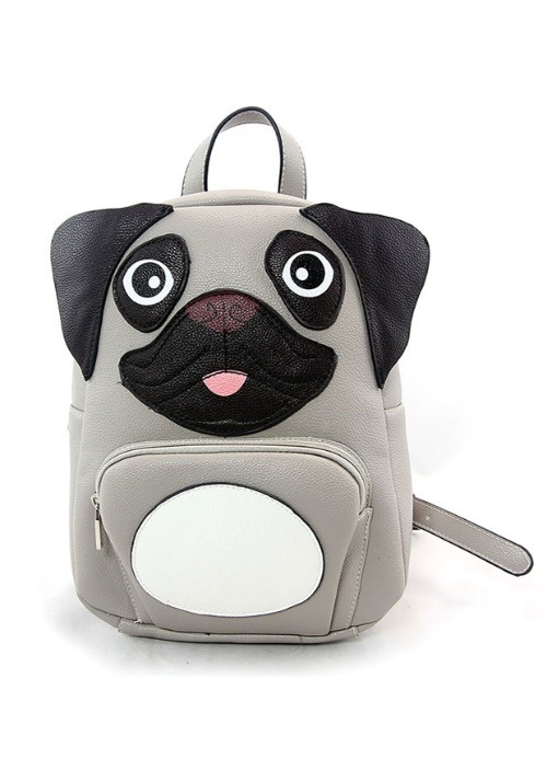 "Pug 12"" Mini Backpack"