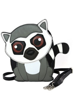 Sleepyville Critters - Lemur Crossbody Bag