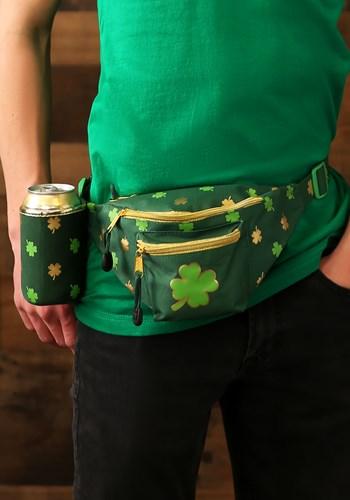 Tipsy Elves St. Patrick's Day Clover Fanny Pack