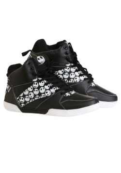 Nightmare Before Christmas Jack Skellington Men's High-Tops