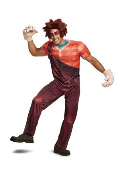 Wreck It Ralph 2 Adult Ralph Deluxe Costume