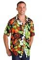 Men's Chicago Bears Floral Shirt