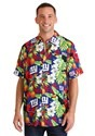 Men's New York Giants Floral Shirt