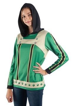 My Hero Academia Tsuyu Assui Women's Hoodie