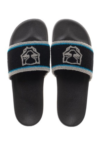 Black Panther Adult Retro Slide Sandals