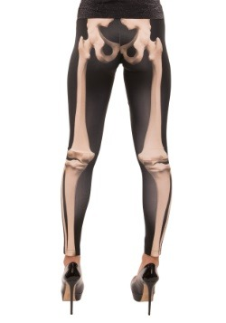 Adult Skeleton Leggings2