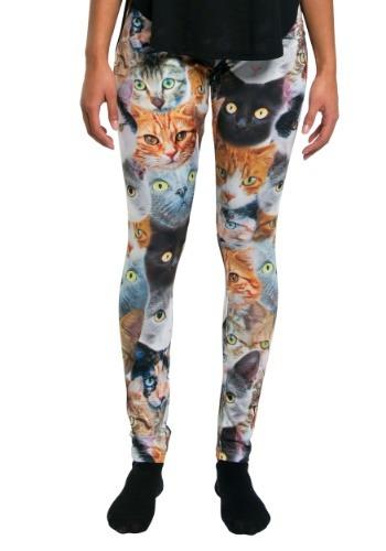 Adult Cat Leggings