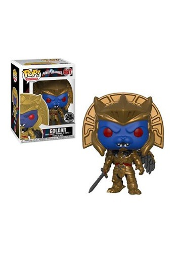 Pop! TV: Power Rangers- Goldar