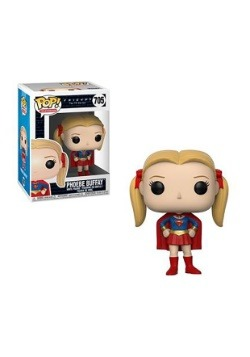 Pop! TV: Friends- Phoebe as Supergirl