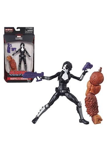 Deadpool Marvel Legends 6-Inch Domino Action Figure