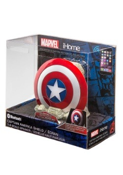 Captain America Civil War Shield Bluetooth Speaker