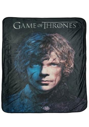 Tyrion Game of Thrones Fleece Throw