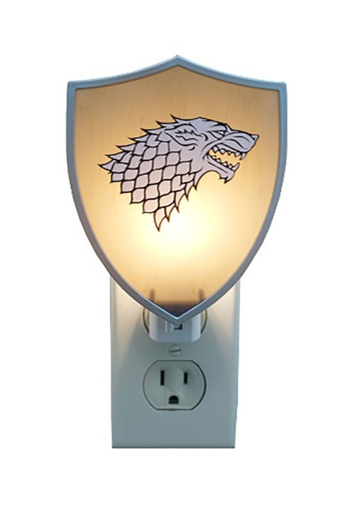 Game of Thrones Stark Night Light