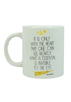 The Little Prince Jumbo 20oz Ceramic Mug Alt 1