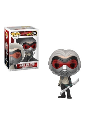 Pop! Marvel: Ant-Man & The Wasp- Janet Van Dyne