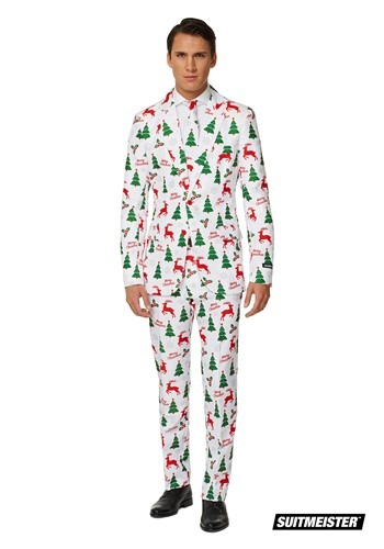 Men's Merry Christmas Suitmiester