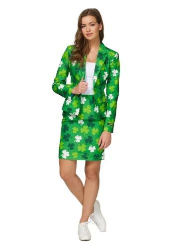 Women's St. Patricks Day Suitmeister