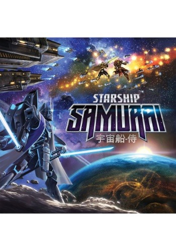 Starship Samurai Board Game