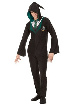 Adult Harry Potter Slytherin Union Suit