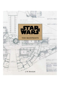 Star Wars: The Blueprints Hardcover Book by J.W. Rinzler