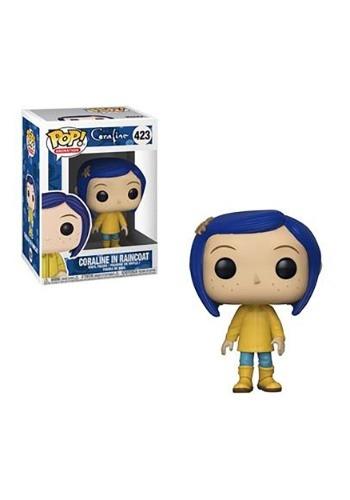 Coraline: Pop! Movies: Coraline in Raincoat