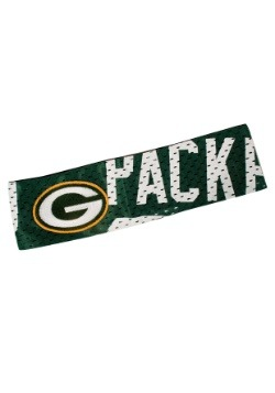 NFL Green Bay Packers Jersey FanBand Headband